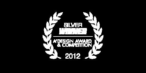 Silver A Design Award 2012
