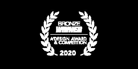 Bronze A Design Award 2020